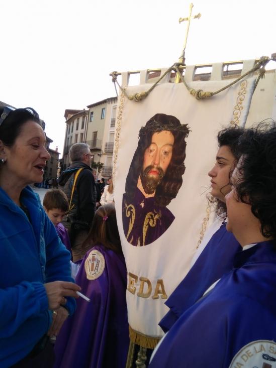 La XXIII Exaltación de la Corneta, Tambor y Bombo en Ágreda.