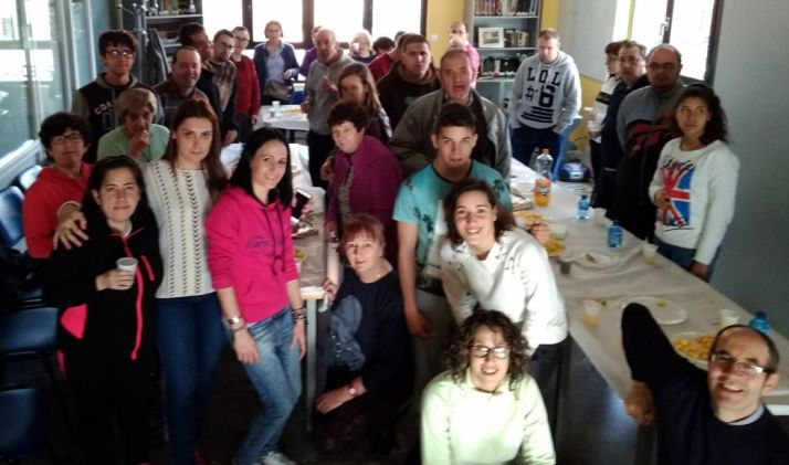 Encuentro de Intercambio de Ocio entre Asovica y Asamis de 2018.