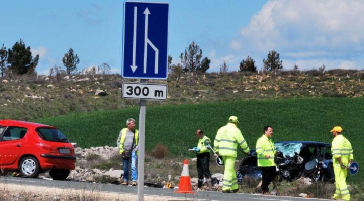 Foto 1 - La DGT apela a la responsabilidad de los conductores ante la presencia de personal trabajando en las carreteras