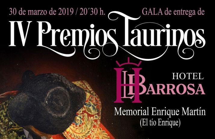 Foto 1 - Todo preparado en Hotel La Barrosa para la entrega de los IV Premios Taurinos