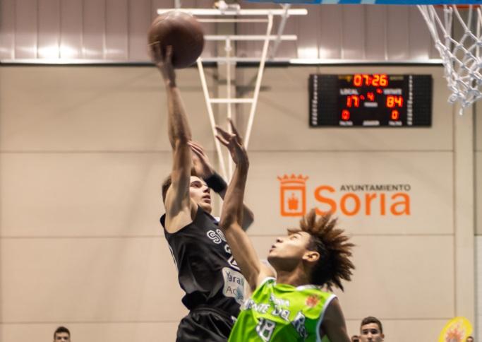 Foto 1 - El CSB perdió por la mínima en Segovia