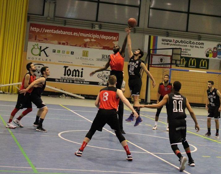 Imagen de un partido anterior.