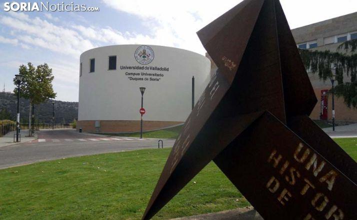 Foto 1 - El Campus de Soria abre sus puertas para facilitar el acceso a los nuevos alumnos