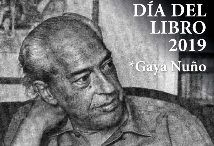Foto 1 - Gaya Nuño protagoniza el certamen literario anual de San Esteban