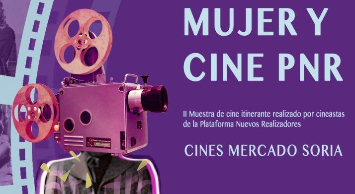 Foto 1 - La II Muestra Itinerante Mujer y Cine PNR llega a Soria para celebrar el mes de la mujer