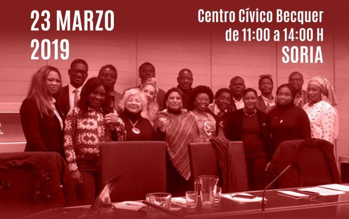 Foto 1 - Afrosocialist@s CyL y PSOE Soria celebrarán un debate sobre los derechos universales en la provincia