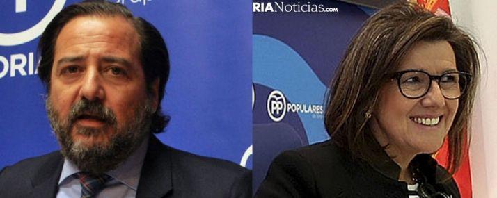 Foto 1 - Marimar Angulo sustituye a José Manuel Hernando en la lista al Senado del PP