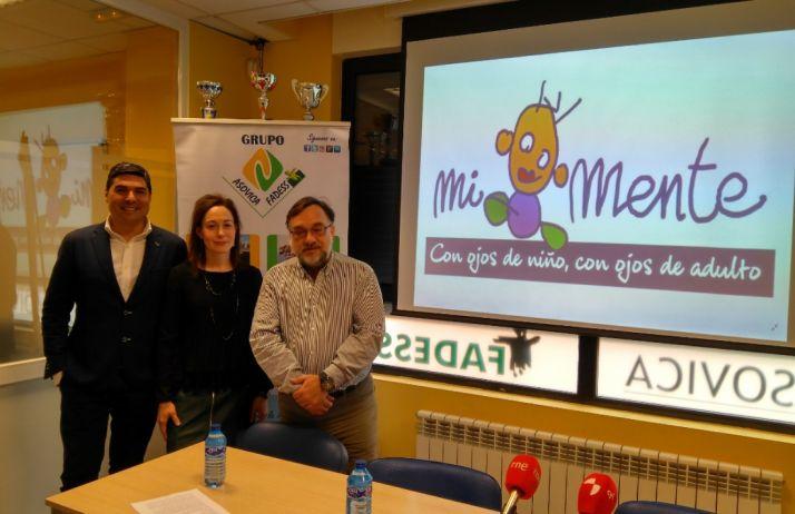 Foto 1 - Asovica y Escolapios, unidos con el proyecto 'Mi Mente' en la normalización de la salud mental
