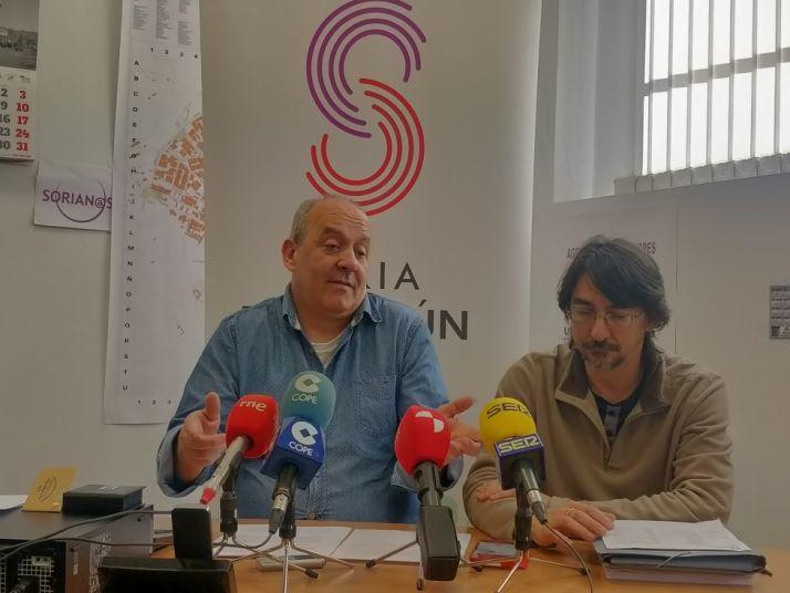 Foto 1 - Soria en Común logra que prohíban a Mínguez presentar más obras