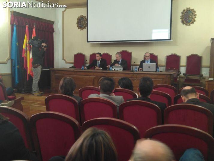 Jornada de Formación Profesional en el IES Antonio Machado.