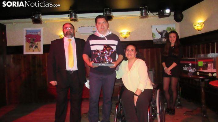 Entrega de premios del 'Toro de Plata' de 2018.