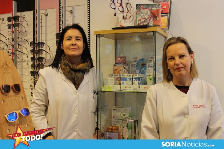 LDT: Optica Mozo, una apuesta decidida por la salud visual de los sorianos