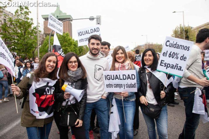 ¿Estuviste el 31M en Madrid? Búscate en nuestra galería