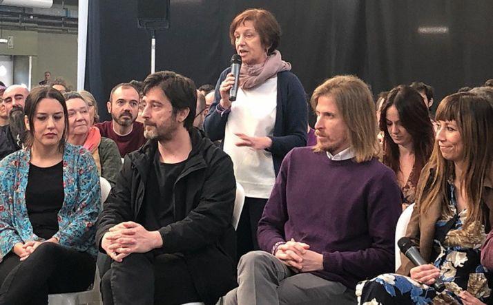 Muñoz, en su intervención este sábado en Valladolid. /PS