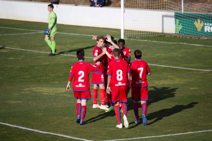El Numancia Juvenil busca alzar una Liga histórica en Vitoria.