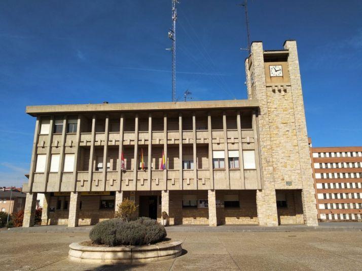 Ayuntamiento de Ólvega.