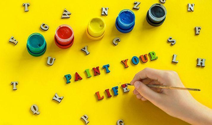 Foto 1 - 'Dibujando la palabra', modelo cooperativo para conjugar la lectura y las artes plásticas