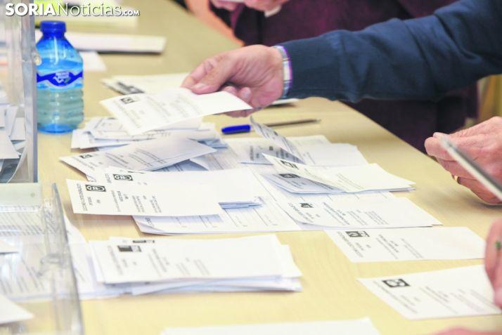 Pepeletas electorales. SN
