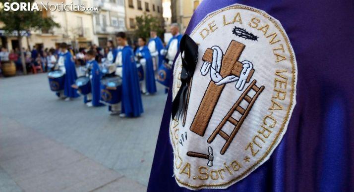 Foto 1 - Este domingo vuelve la Exaltación de la corneta el tambor y el bombo a Ágreda