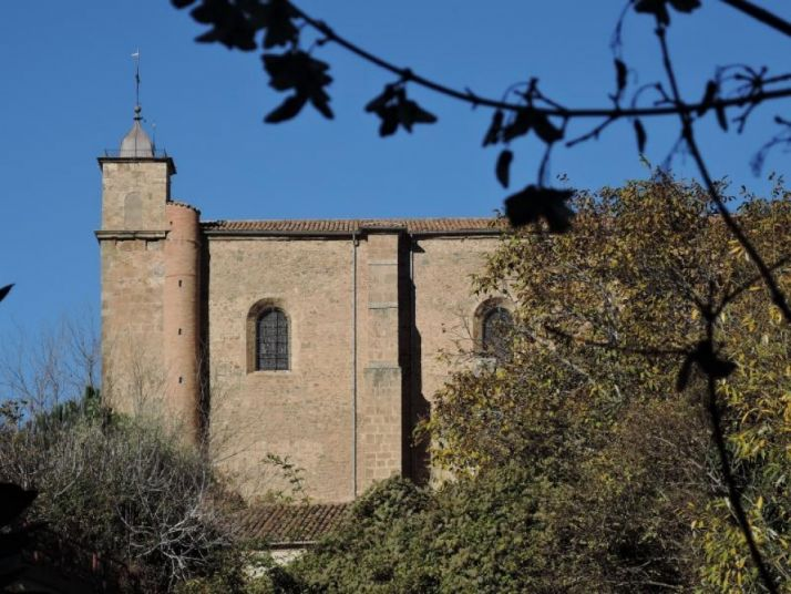 Basílica Nuestra Señora de Los Milagros. Ayuntamiento de Ágreda