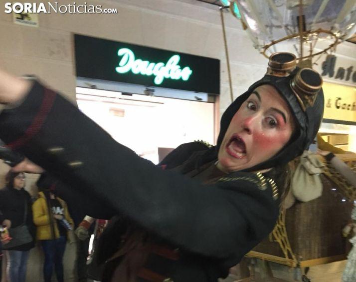 El Carnaval se adueña de las calles de Soria