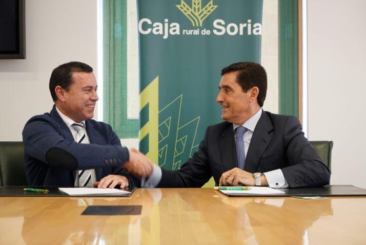 Tito Hernansanz y Carlos Martínez.