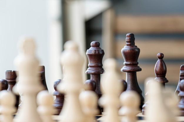 Foto 1 - 25 participantes disputan el VI Torneo infantil de ajedrez 'Ólvega'
