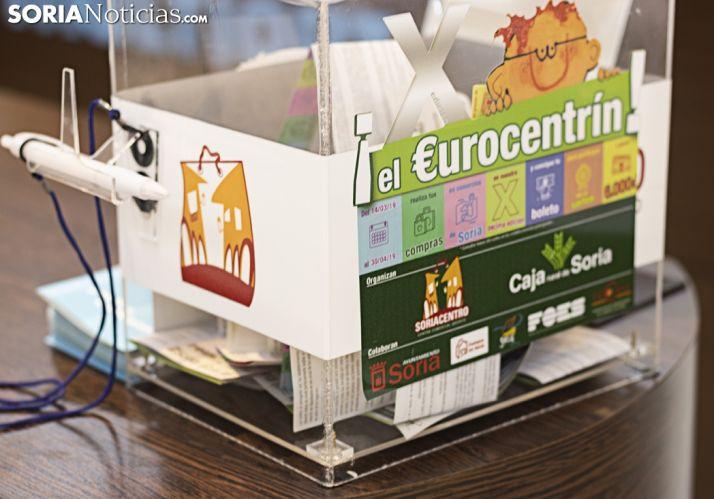 Una urna del Eurocentrín. /Jasmín Malvesado