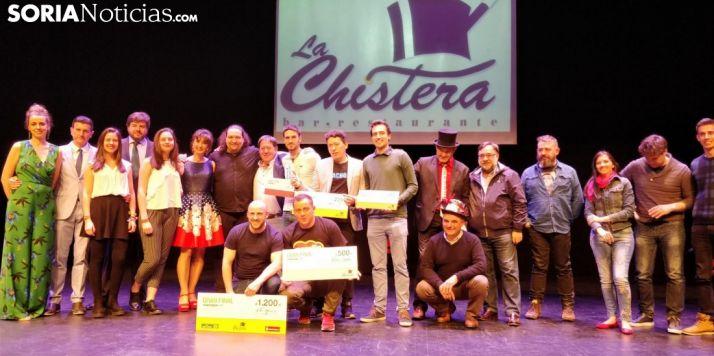 Gala del Club de la Chistera 2018. SN