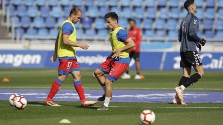 Foto 2 - En directo: El Numancia logra un merecido empate ante el Tenerife (1-1)
