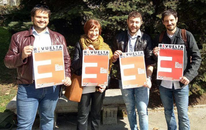 Maestu, Muñoz, García y Ramiro. /PS