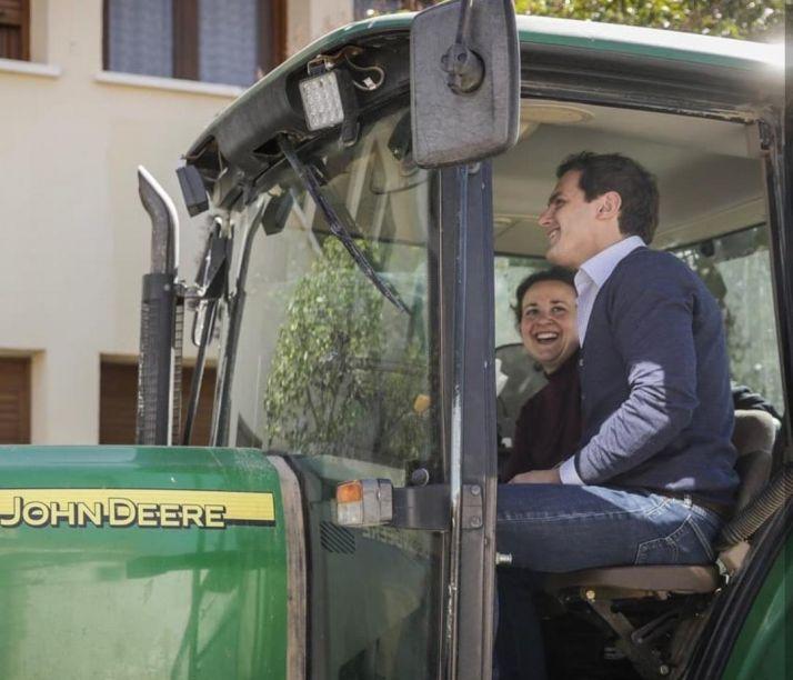Rivera acudirá a la manifestación de Madrid, Ciudadanos a la caza del voto de la España vacía