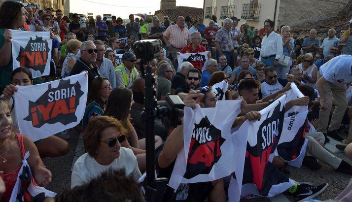 Foto 1 - La Cámara anima a colaborar con la Soria Ya el 31-M