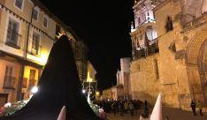 Una imagen de estos días devocionales en El Burgo. /ABO