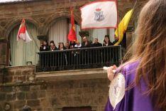 Viernes Santo en Ágreda. Ayuntamiento de Ágreda