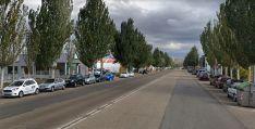 Una imagen de la avenida de Valladolid. /GM