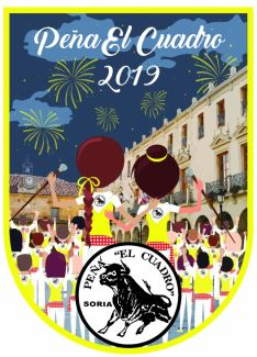 Foto 3 - Banderines de las peñas para las Fiestas de San Juan 2019