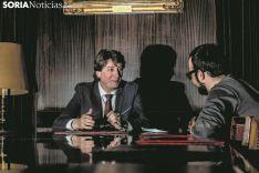 Carlos Martínez, alcalde de Soria, entrevistado por Soria Noticias. SN