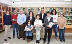Entrega de premios del Día del Libro.