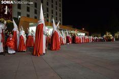 Una imagen de este Martes Santo en la capital. /SN