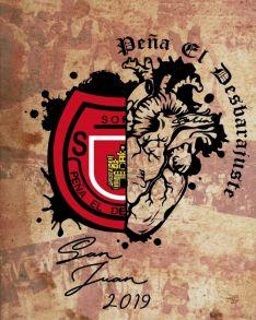 Foto 2 - Banderines de las peñas para las Fiestas de San Juan 2019