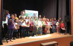 Una imagen de la entrega de los premios.