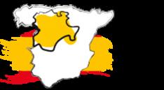 Distintivo del marchamo 'Heart of Spain'.