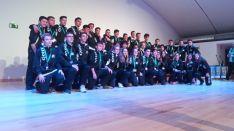 Foto 6 - Galería de imágenes: XV Torneo Nacional Villa de Ágreda de balanmano