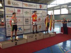 Antonio González, bronce en el Campeonato de España de ciclismo en pista