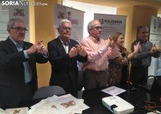Presentación de la campaña de la 'X Solidaria'
