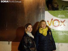 Los candidatos de Vox por Soria. Soria Noticias