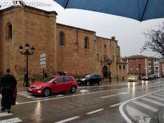 Foto 3 - Suspendida la procesión del Vía Crucis de las Caídas de Jesús por las calles