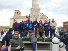 Foto 3 - Unidas Podemos lleva las reivindicaciones sorianas a Villalar