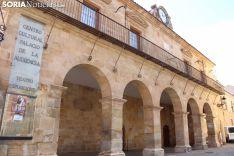 Palacio de la Audiencia. Soria Noticias.